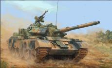 """小号手新品-1/35 中国ZTZ-59D中型坦克、1/72 SS-23""""蜘蛛""""弹道导弹发射车"""